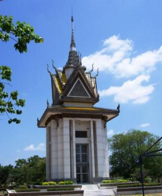 Choueng Ek Memorial
