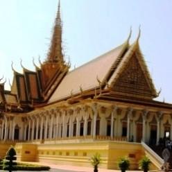 The Royal Palace of Cambodia