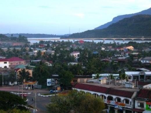 City of Vientiane