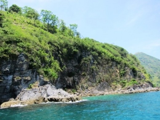Coves to Discover in Concepcion