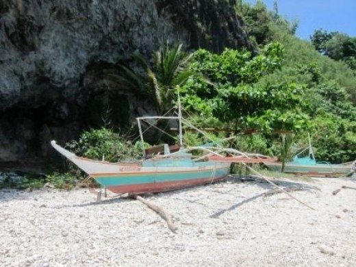 Another Isolated Island in Concepcion