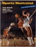 The 1966 NCAA Men's Basketball Champion Texas Western Miners