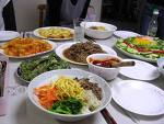 Korean dishes contain a lot of vegetables - travel.webshots.com