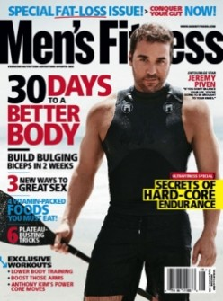 Entourage's Ari Gold Workout and Diet Lifestyle