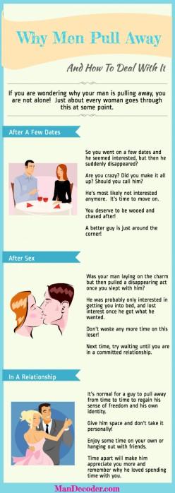 Why Do Men Pull Away?