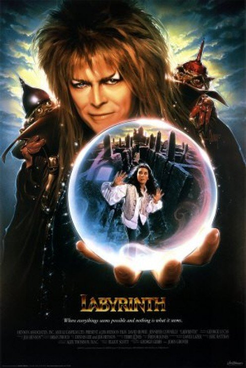 Labyrinth - Copyright Of the Goblin King 2009