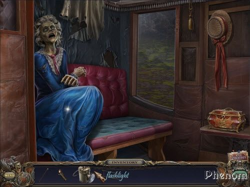 Haunted Manor 2: Queen of Death Collector's Edition screenshot 2