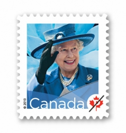 Canadian postage stamp