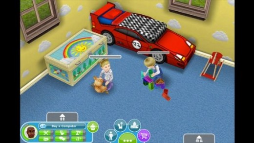 how to get a baby in sims freeplay