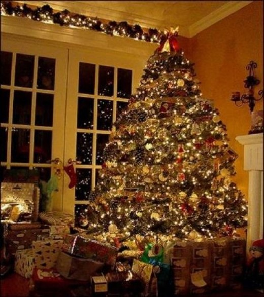 Beautiful Christmas Tree!