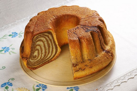 Recipes for traditional Slovenian desserts