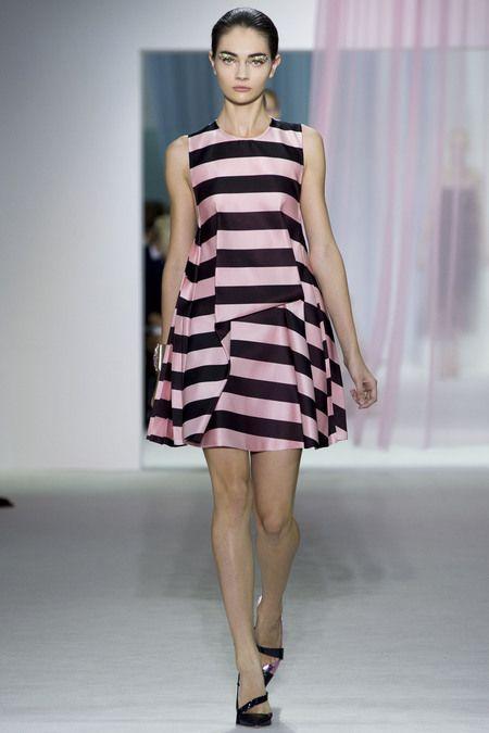 Dior Spring 2013 RTW - Image via Style.com