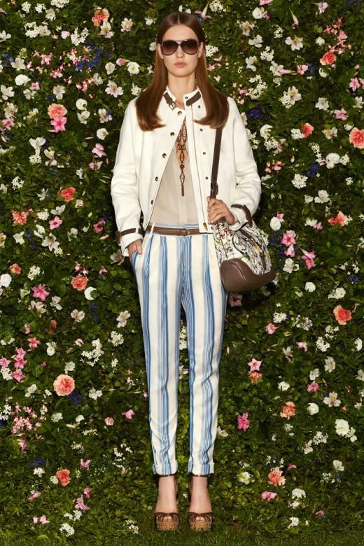 Gucci Spring Resort 2013 - Image via Style.com