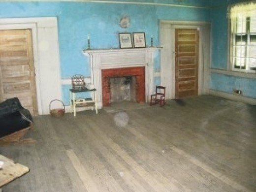 A Look Inside Major Graham's Mansion   Haunted Places in Virginia