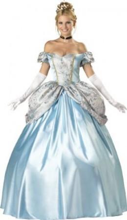 enchanted princess costume for women