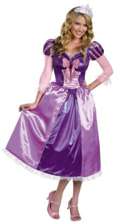 Princess Rapunzel Costume for Women