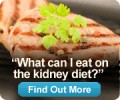 Renal Friendly Recipes