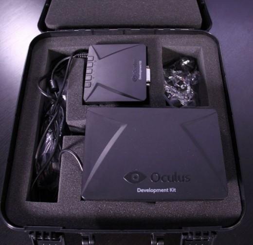 Oculus Rift Dev Kit