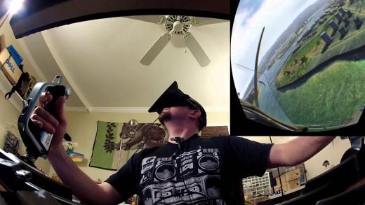 Warthunder with the Oculus Rift