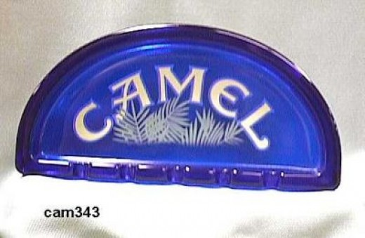 Camel Ashtray - Too Pretty To Use.  Paper Weight or Coin Dish?