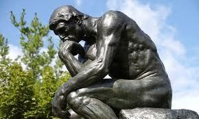 Rodin's Thinker (credit: Norton Simon Museum)