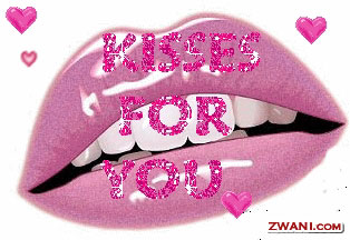 Kisses for you