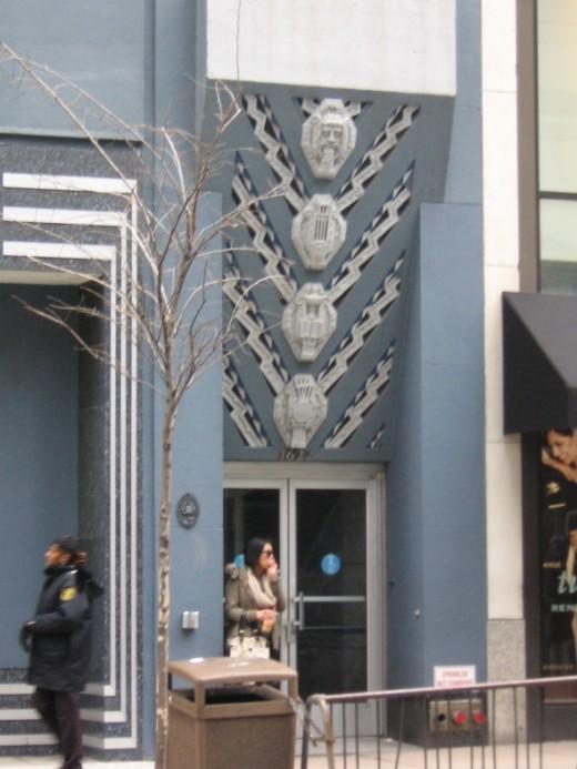 Art Deco Influence
