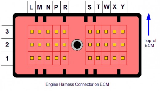 detroit series 60 ecm wiring diagram detroit image detroit diesel ddec iii and iv ecm vehicle and engine connectors on detroit series 60 ecm