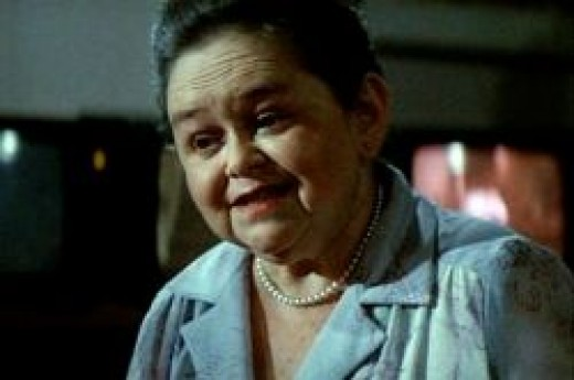 Zelda Rubinstein Scariest Places on earth