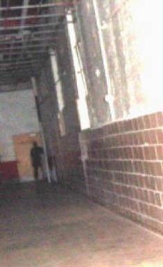 shadow man haunted