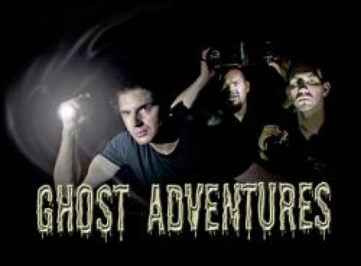 ghost adventures shadow people