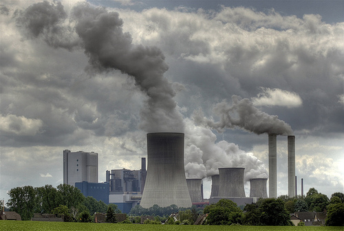 Power Plants are the number one polluter in the world (Source: Energy 2000 Study)