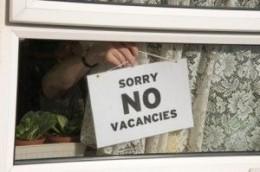 No Vacancy Photo from Alicia