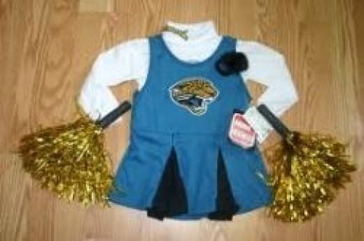 Cheerleader For Little Girls