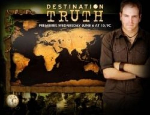 Get Your Destination Truth Stuff Now! CLICK HERE!