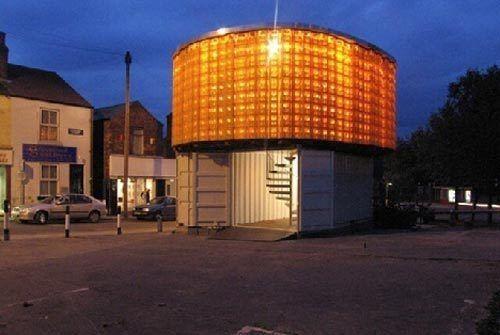 Milk Crate Building