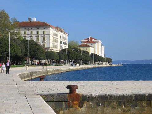 Riva in Zadar