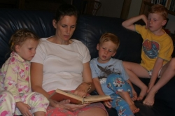 ode to motherhood reading 2