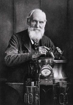 Kelvin, A British Scientist
