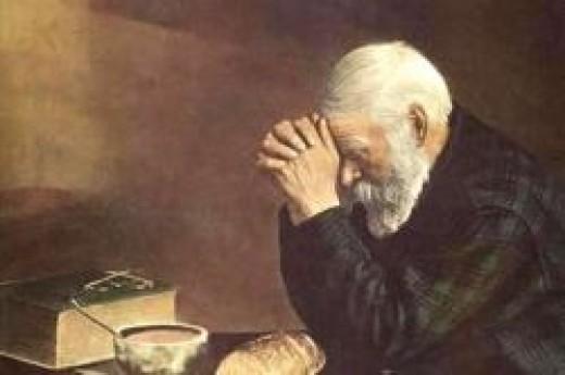 Man Turns To God - A Seeking Heart