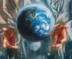 How God Created The Earth