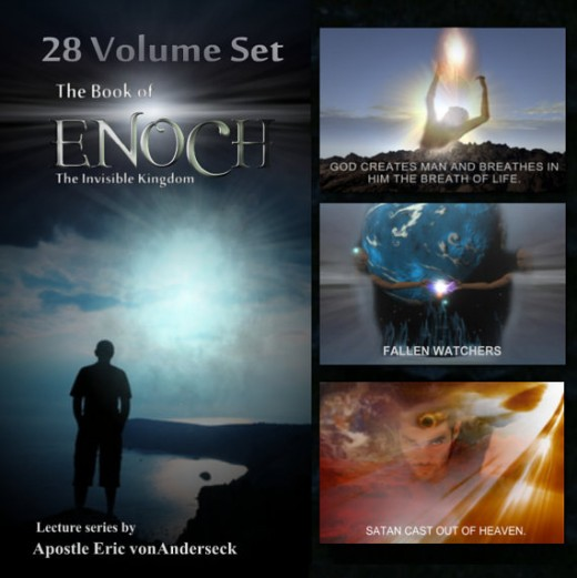 Who is Enoch - Mysteries of Enoch