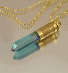type=Bullet Necklace