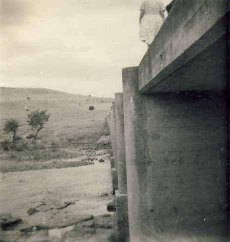 The bridge - detail