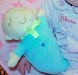 Manhattan Toy Snuggle Bug Sleepy Doll