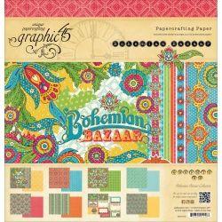 Graphic 45 Bohemian Bazaar