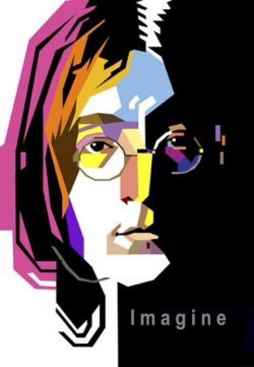 John Lennon WPAP