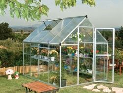 Brighton Hybrid Greenhouse