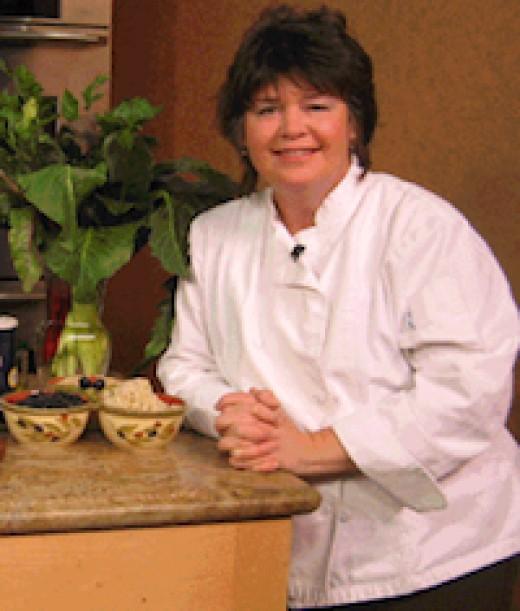 Chef Elizabeth from Elizabeth's Kitchen in San Diego
