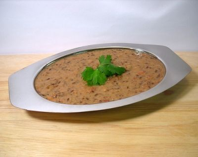 This Dal Makhani makes me really really hungry